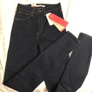Levi's Jeans - Brand New w/ Tags! Levi's - high waist skinnies